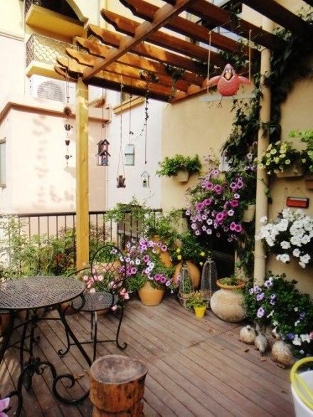 Giardino o Balcone? - Devuccia - Vita e passioni di una blogger