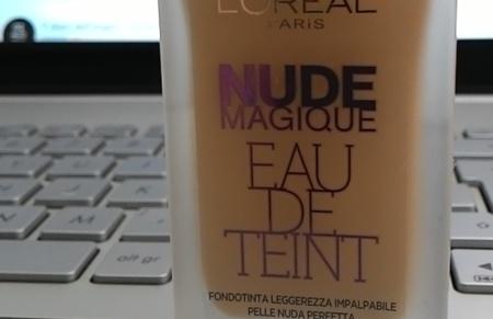 Review: l'Oréal Nude Magique Eau de Teint
