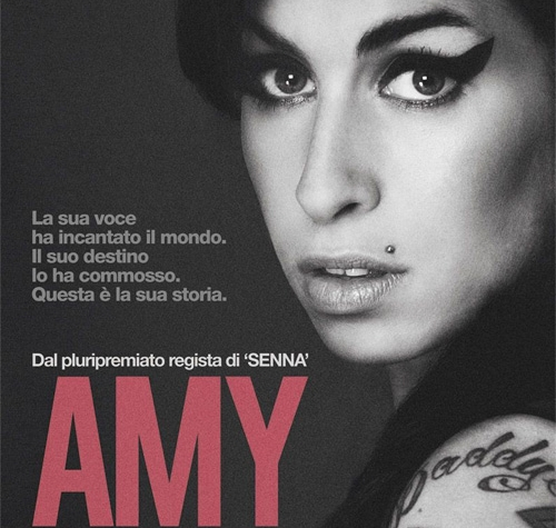 "Prossimamente al Cinema – ""Amy – The girl behind the name"""