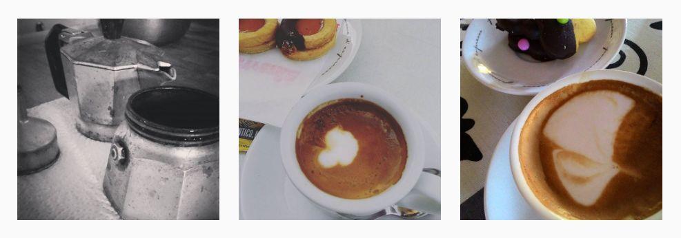 Le colazioni a La Stazioncina di Tirrenia