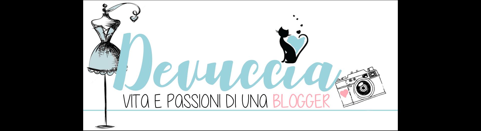 Devuccia – Vita e passioni di una blogger