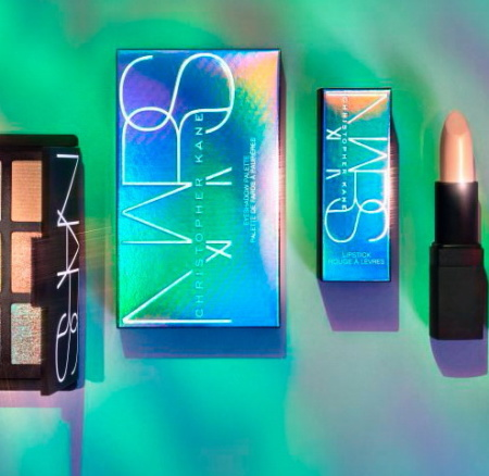 NUOVA COLLEZIONE NARS BY CHRISTOPHER KANE