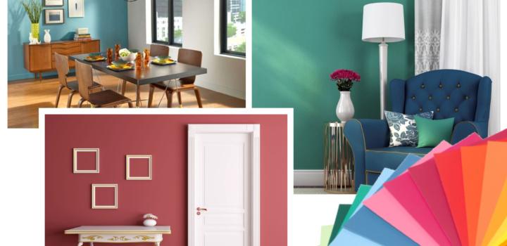 Colorare le pareti: 7 errori da non fare