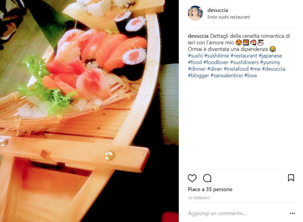 Sushi si Sushi no, voi da che parte state
