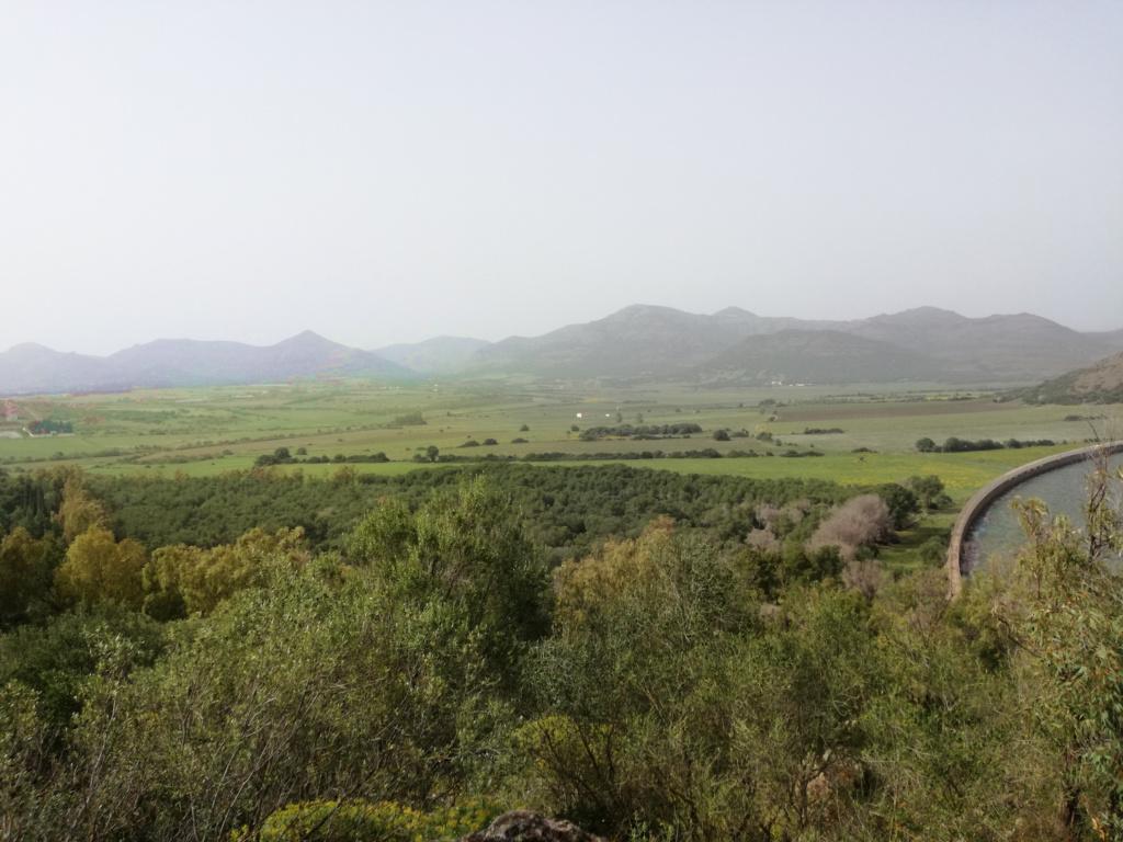 Panorama di Tratalias