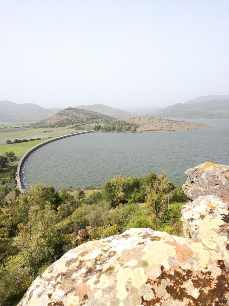 diga di Monte Prano